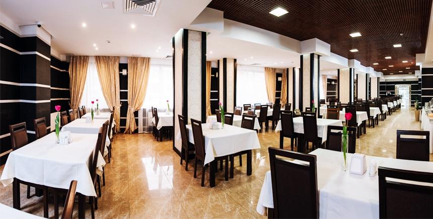 Ресторан та Лоббі бар