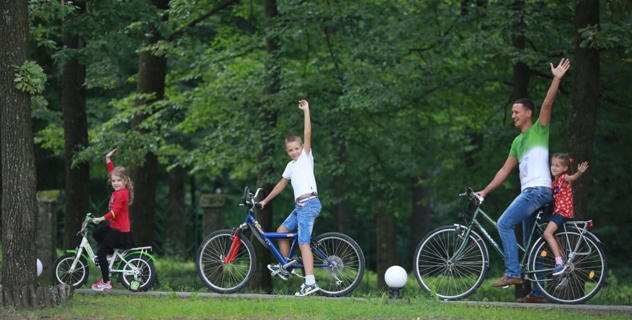 Прокат велосипедов и ВЕЛОБИГИВ